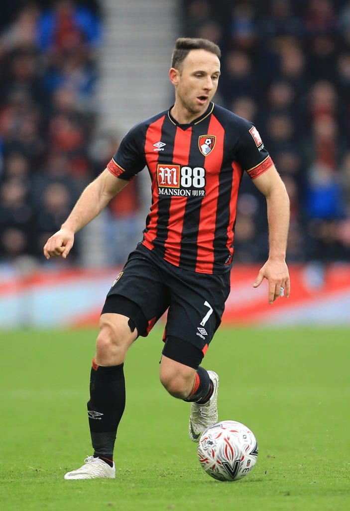 As he prepares to leave the club for pastures new, Marc Pugh insists he feels as good as ever and is targeting playing until he is 40.
