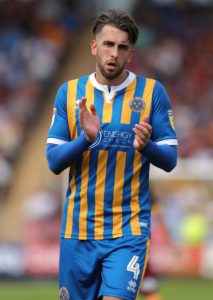 Port Vale have completed the signing of Kieran Kennedy on a free transfer from Wrexham.