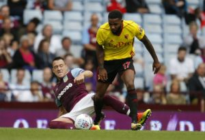 Oxford United have confirmed they hope to re-sign Watford forward Jerome Sinclair on loan this summer.