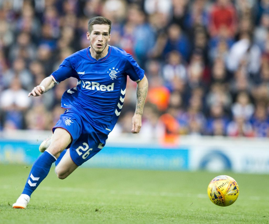 Assistant boss Gary McAllister says Rangers are confident they are 'first in line' to re-sign Liverpool winger Ryan Kent this summer.