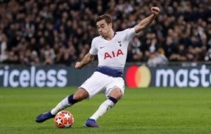 Tottenham midfielder Harry Winks admits he cannot wait to face Aston Villa on the opening day of the season.