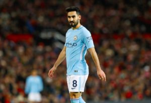 Ilkay Gundogan says he is keen to agree fresh terms with Manchester City after being linked with a return to the Bundesliga.