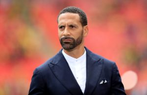 Former Manchester United captain Rio Ferdinand has refused to rule out the prospect of returning to the club in a technical role.