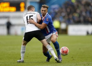 Hallam Hope's agent has told Carlisle the striker 'wants to play at the highest level.'