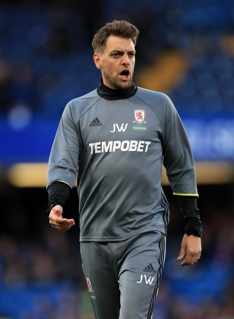Middlesbrough are close to announcing Jonathan Woodgate as their new manager.