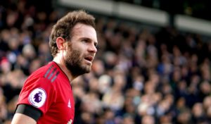 Manchester United midfielder Juan Mata is reportedly on the verge of agreeing a one-year contract extension.