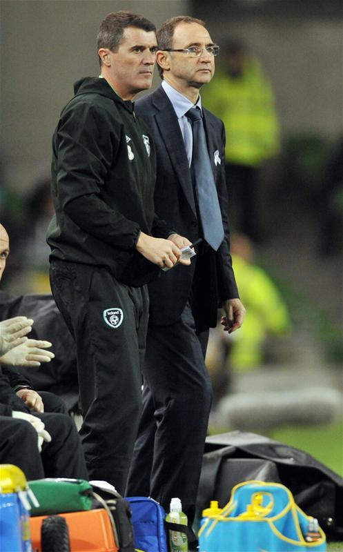 Roy Keane has left his position as Martin O'Neill's assistant at Nottingham Forest, the club have announced.