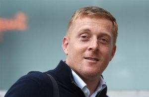 Garry Monk has emerged as a contender to become the next manager of Newcastle, should Rafael Benitez leave St James' Park.