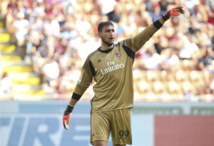 Paris Saint-Germain are believed to have opened talks with AC Milan over a move for goalkeeper Gianluigi Donnarumma.