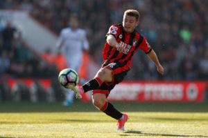 According to reports Bournemouth winger Ryan Fraser has revealed to friends he wants to make the move to Arsenal this summer.