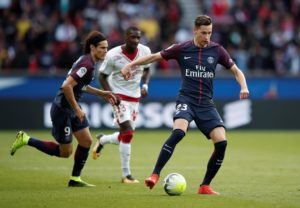 Paris Saint-Germain star Julian Draxler has played down talk linking him with a move away from the club during the close season.