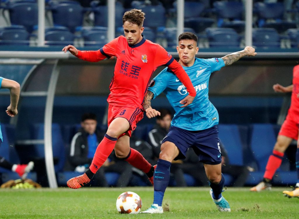 Leicester City missed out in January on signing Adnan Januzaj from Real Sociedad but could go back in for the player this summer.