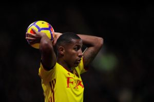 Marvin Zeegelaar's nightmare spell at Watford is expected to come to an end this summer as he is reportedly set for a move to Greece.