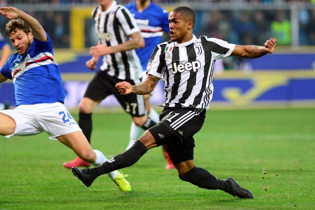 Juventus hope to win the race for Manchester United midfielder Paul Pogba by offering the Reds Douglas Costa as part of the deal.