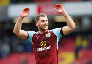 Sam Vokes says he misses Burnley and was delighted the Clarets stayed up last season following his exit to Stoke City.