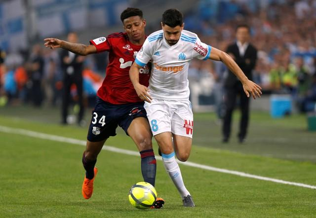 West Ham United are reported to be locked in talks with Marseille, with a view to signing Morgan Sanson during the close season.