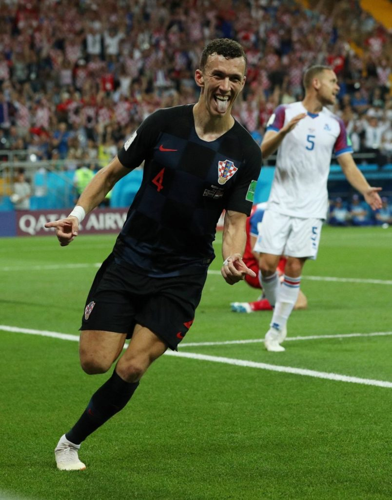 Leicester are being linked with a swoop for Inter Milan's Croatian international winger Ivan Perisic.