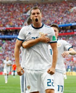 Wolves have been linked with a move for Zenit St Petersburg targetman Aretem Dzyuba after he became a client of Jorge Mendes.