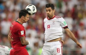 Leeds are reportedly showing an interest in signing Iran international defender Morteza Pouraliganji.