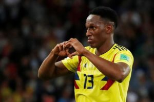 Everton could be set to loan out Yerry Mina next season, with Turkish outfit Fenerbahce said to be keen on taking the Colombian.