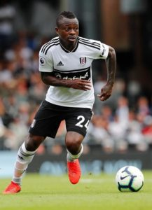 Jean Michael Seri looks to be heading for Fulham's exit door this summer following reports of interest from Monaco.
