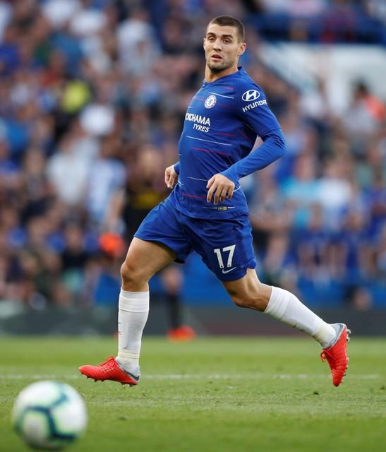 Chelsea are thought to be considering passing up the option to sign Mateo Kovacic on a permanent deal this summer.