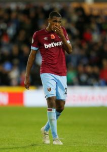 Manchester United have turned their attentions to West Ham defender Issa Diop and are ready to offer £45million plus a player.