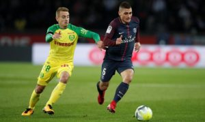 Marseille are set to swoop for Nantes midfielder Valentin Rongier to replace Premier League-bound Morgan Sanson.
