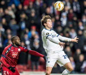 Wolves have looked to steal a march in their summer pursuit of Robert Skov by contacting FC Copenhagen over his availability.