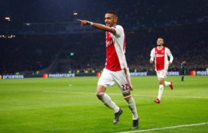 Arsenal will have to pay in the region of £30million if they are to have a chance of signing Hakim Ziyech from Ajax, reports have claimed.