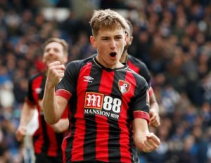 David Brooks is being urged to turn down tempting moves away from Bournemouth and continue his education on the south coast.