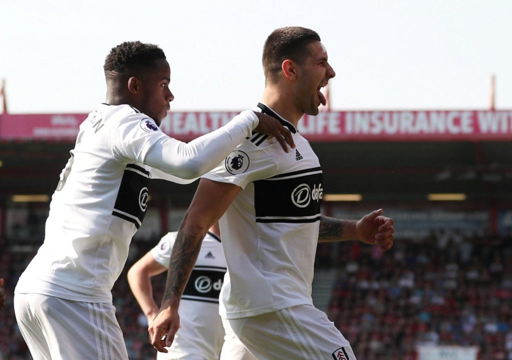Crystal Palace are in a race with Bundesliga giants Bayer Leverkusen for the services of Fulham star Aleksandar Mitrovic.