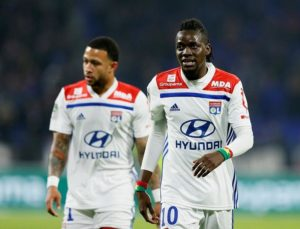 Lyon reportedly face a battle to keep hold of winger Bertrand Traore this summer following reported interest from Everton.