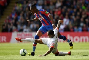 Arsenal boss Unai Emery has set his sights on landing Crystal Palace star Wilfried Zaha and hopes the Gunners board will break the bank to land him.