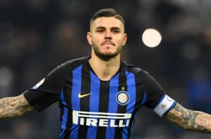 Manchester United could be offered Mauro Icardi in part exchange for Reds striker Romelu Lukaku, reports have claimed.