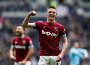 West Ham have reportedly issued a hands-off warning to clubs interested in signing Declan Rice, as they have no intention of selling.