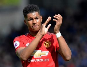 Marcus Rashford focused on fulfilling potential with Mancester United