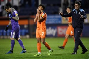Leicester City look likely to win the race to land highly-rated Luton Town starlet James Justin this summer.