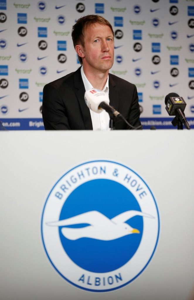 New Brighton boss Graham Potter will begin his spell in charge with a trip to Watford after the 2019-20 Premier League fixtures were revealed.