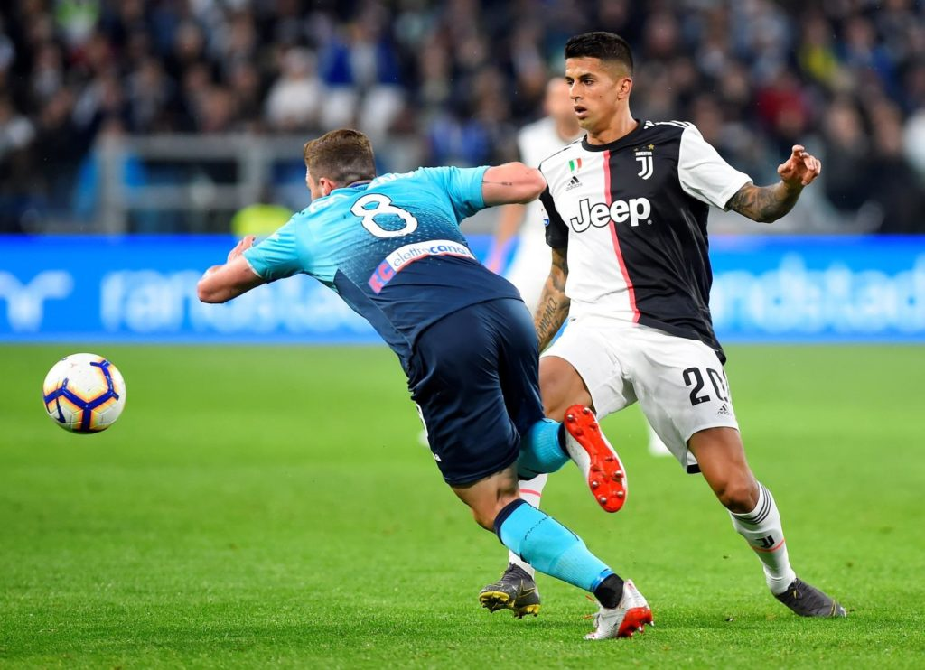 Manchester City are locked in talks with Juventus over a deal to sign Portuguese full-back Joao Cancelo, reports have claimed.