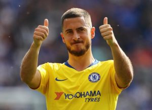 Real Madrid are thought to have made a breakthrough in their efforts to sign Chelsea superstar Eden Hazard this summer.