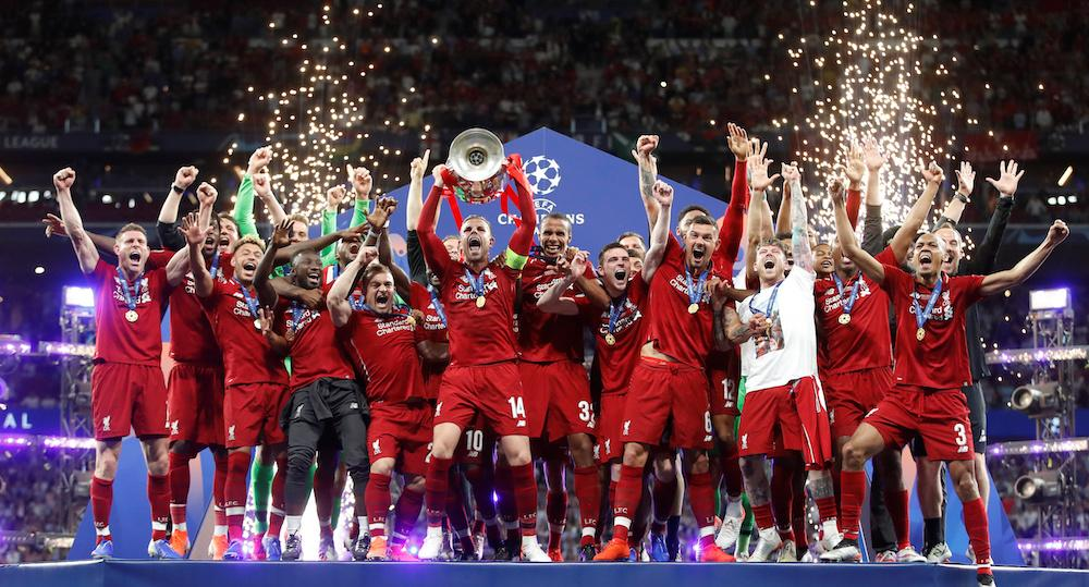 Liverpool claimed a sixth European title as they edged out Tottenham in a tight and tense Champions League final in Madrid.