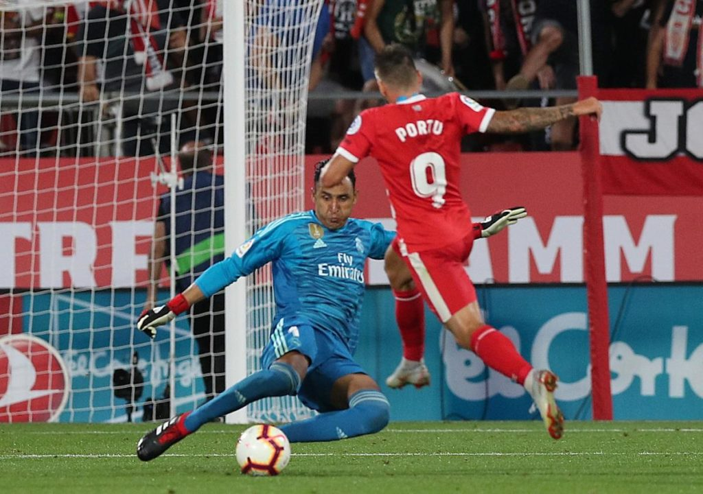 Brighton's hopes of signing Girona striker Portu have been dashed after he agreed a switch to Real Sociedad.