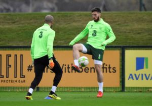 Matt Doherty is hopeful the Republic of Ireland can build on the positive start they have made to Euro 2020 qualifying.