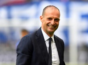 Ex-Juventus manager Massimiliano Allegri is a target for AC Milan.