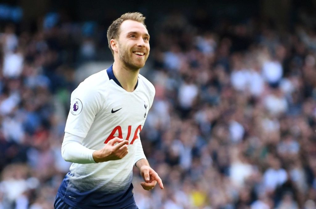 Tottenham chairman Daniel Levy has reportedly told potential suitors they will have to pay £130million to sign Christian Eriksen.