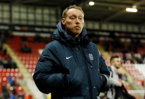 England under-17 coach Steve Cooper has emerged as a contender for the managerial vacancy at Swansea.