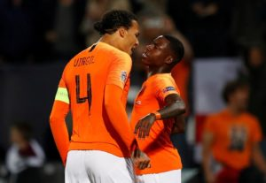 The Netherlands came from behind to defeat England 3-1 after extra time in their Nations League semi-final clash in Guimaraes.