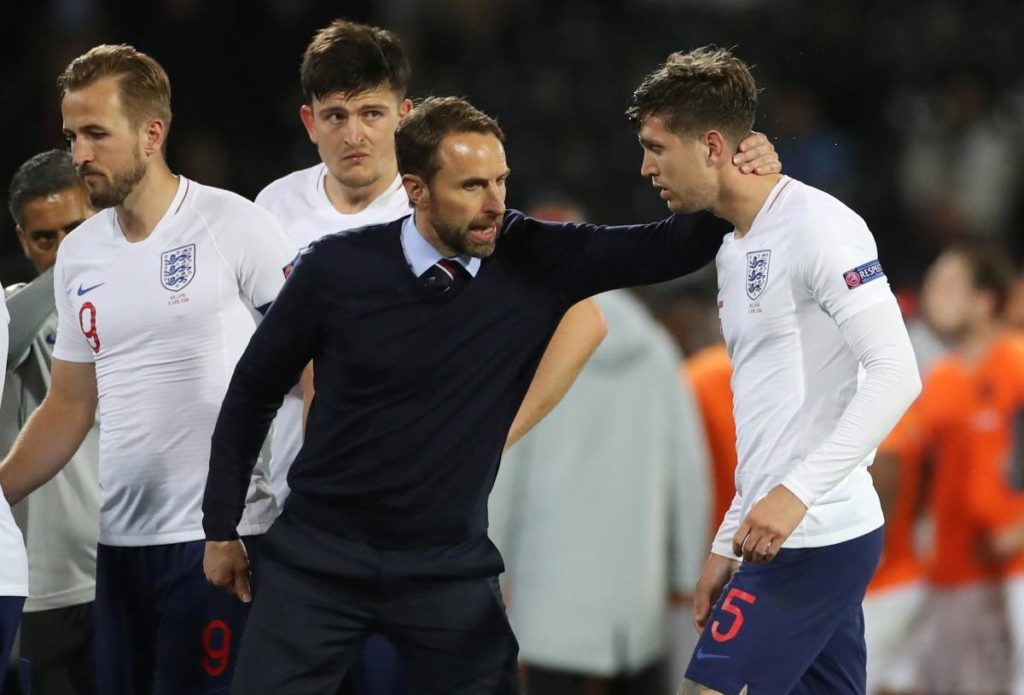 Gareth Southgate won't abandon England's style of play despite the costly mistakes made in their Nations League semi-final defeat.