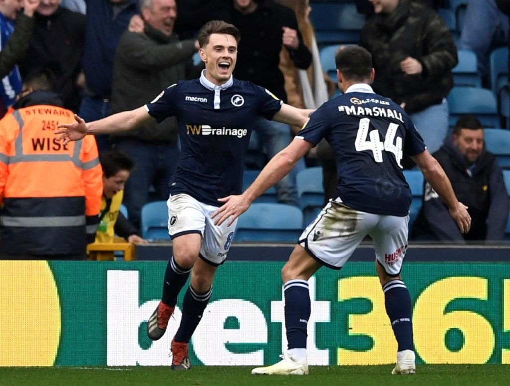 Millwall midfielder Ben Thompson has expressed his delight after he signed a new long-term contract with the club.
